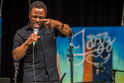 Leonard Patton at Telluride Jazz Festiva