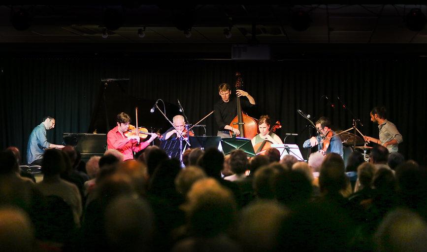 Danny Green Trio Plus Strings