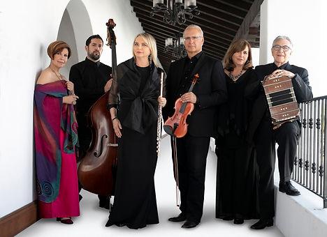 Camarada Tango Quintet + Marga Mitchell.