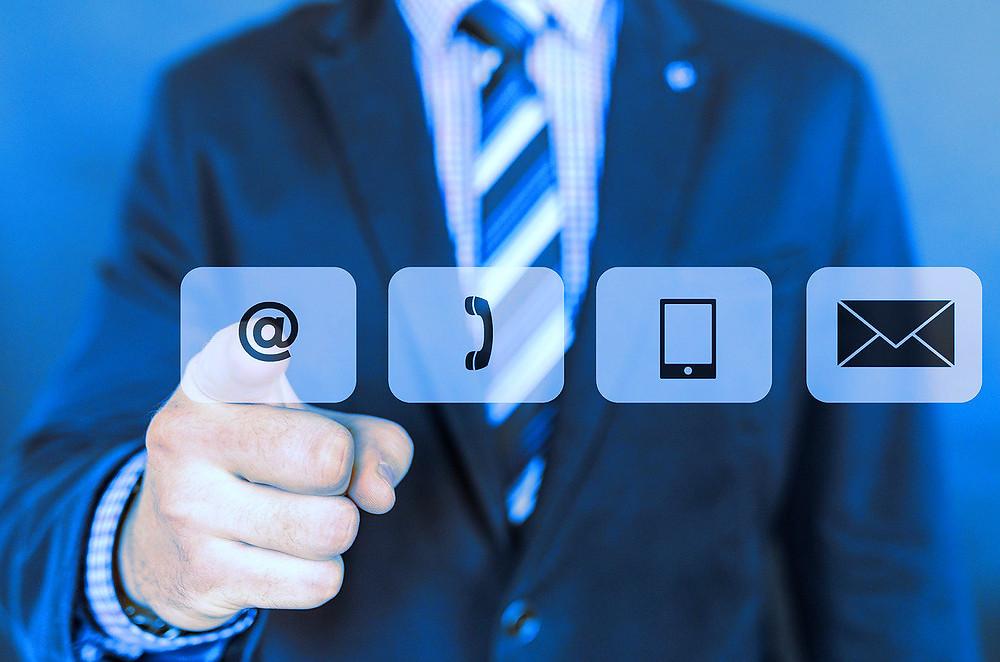 Découvrez quel canal de communication génère le plus.