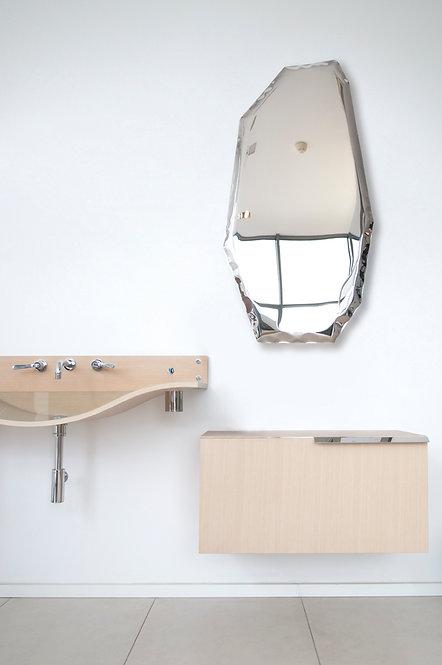 Oskar Zieta speil -TAFLA- | stål