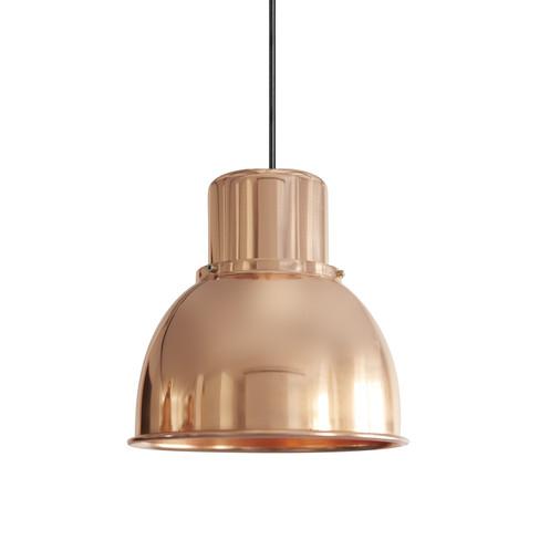 Veldig Taklampe | kobber OK-13