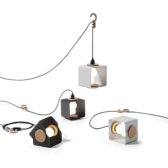 multifunksjonslamper taklampe bordlamper