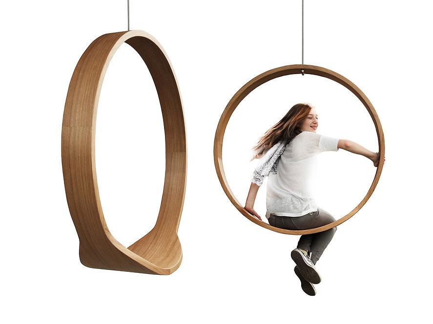 huske -circle 1-   for voksne Ø110