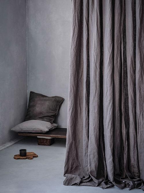 graffit-brun stonewashed gardiner av lin