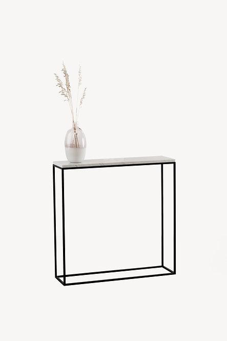 konsoll -slim one- | marmor