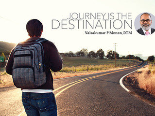 Journey is the Destination