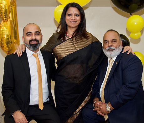 Founders of Yellow Balcony Events