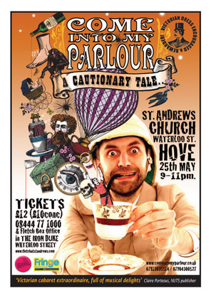 Come into my Parlour Theatre Co.