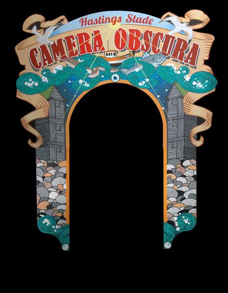 Camera Obscura facade, Hastings Borough Council