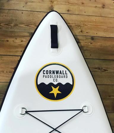 Paddleboard logo