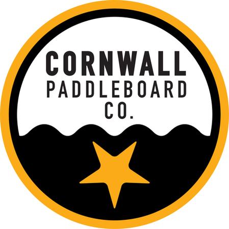 CORNWALL PADDLEBOARD logo