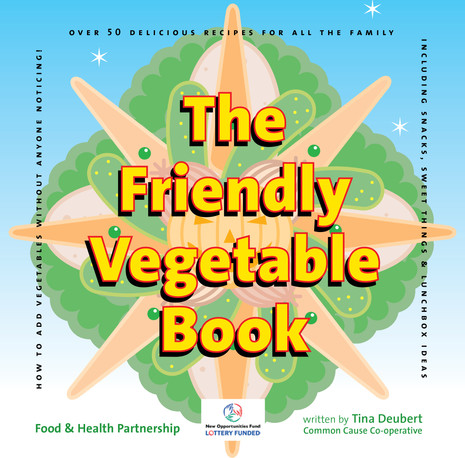 The Friendly Vegetable Book
