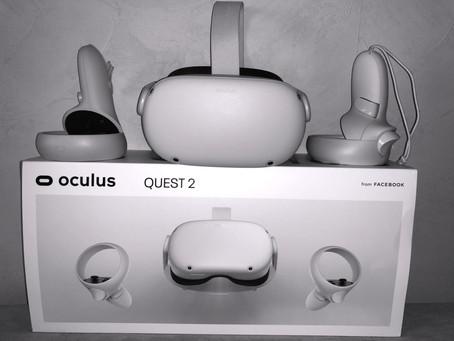 Oculus Quest 2 у нас