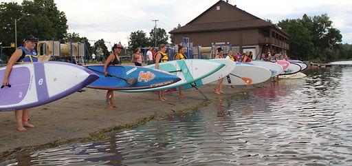 Urban Ocean SUP Race
