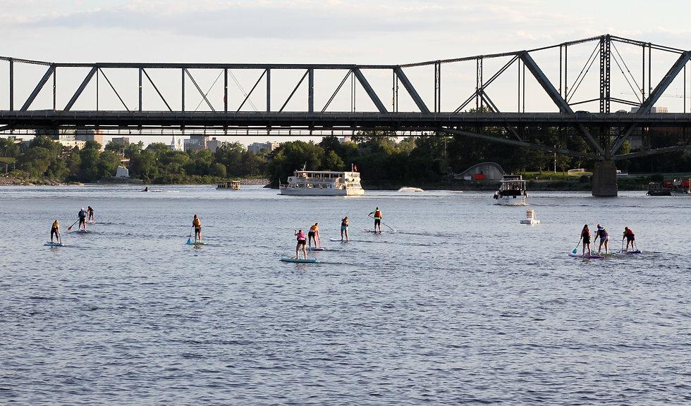 Urban Ocean SUP Racing _ SUP Race Canada