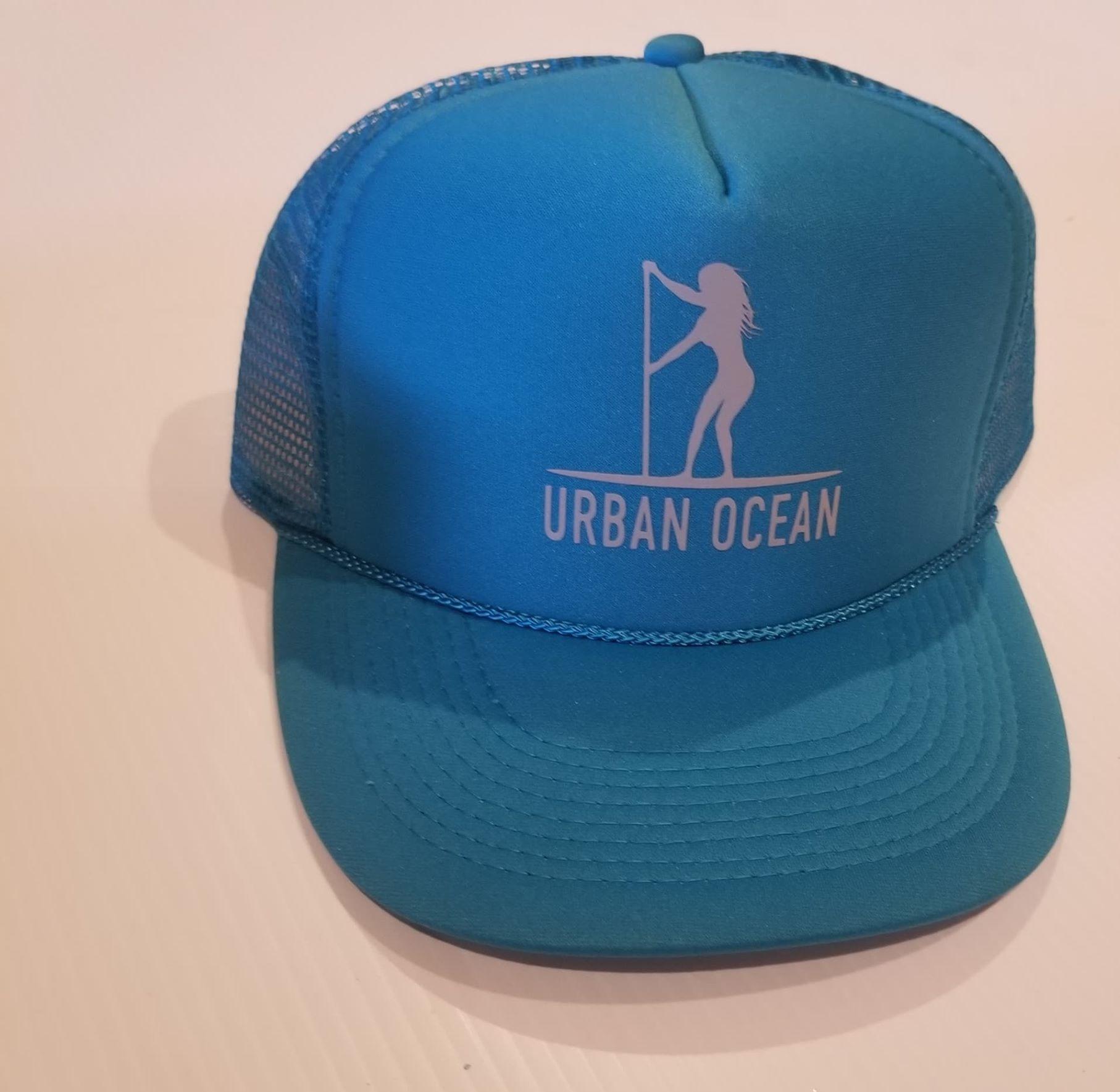 Turquoise Urban Ocean SUP