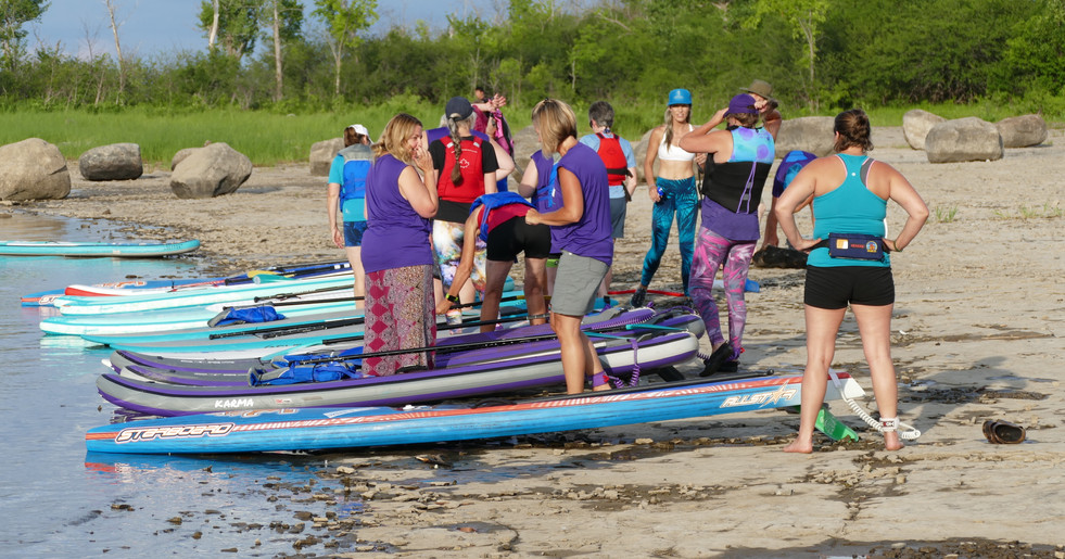 SUP Sisters Event 2019