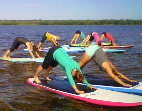 Urban Ocean SUP Yoga Arnprior
