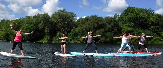 SUP Yoga Ottawa Valley