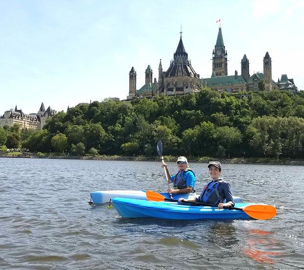 Urban Ocean Paddle Tour| Kayak Ottawa.jp