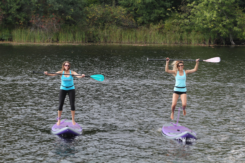 Urban Ocean SUP Fitness |Carleton Place,