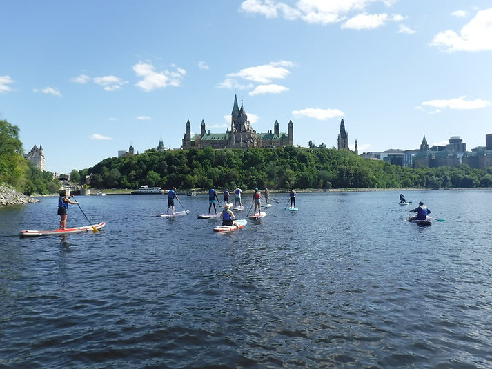 Urban Ocean SUP Parliament Paddle.jpeg