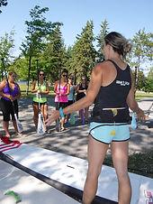 Ottawa SUP Yoga