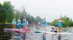 SUP 4 CHEO Rideual Canal Ottawa