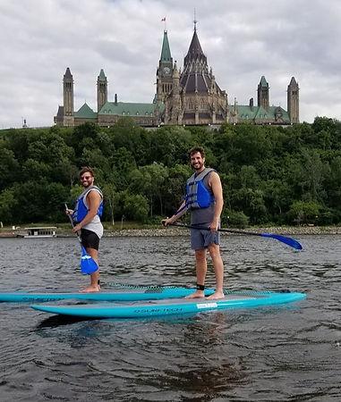 Urban Ocean SUP Tour-Parliament Paddle