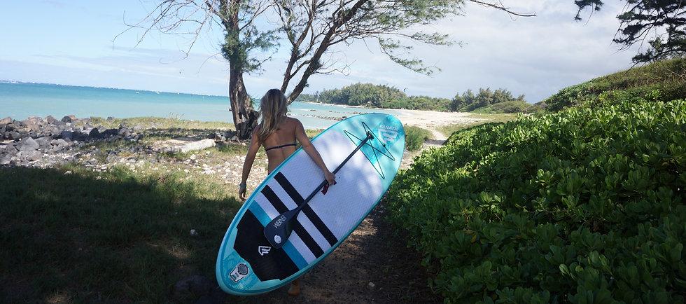 Urban Ocean SUP Maui| Welcome to me Gym