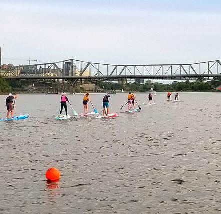 SUP Racing Ottawa_ Urban Ocean SUP Race