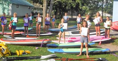 Ivivva Girls SUP Ottawa