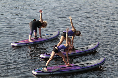Urban Ocean SUP Yoga Almonte