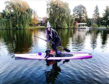 UrbanOceanSUP Witches_ SUP Halloween