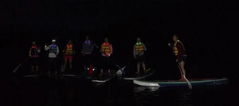Urban Ocean Night SUP