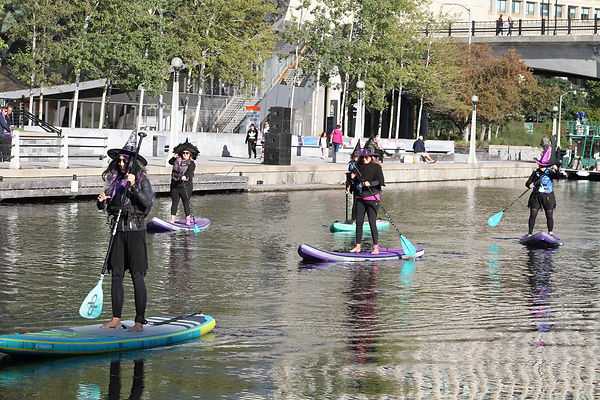Urban Ocean SUP Rideau Canal Witches .jpeg