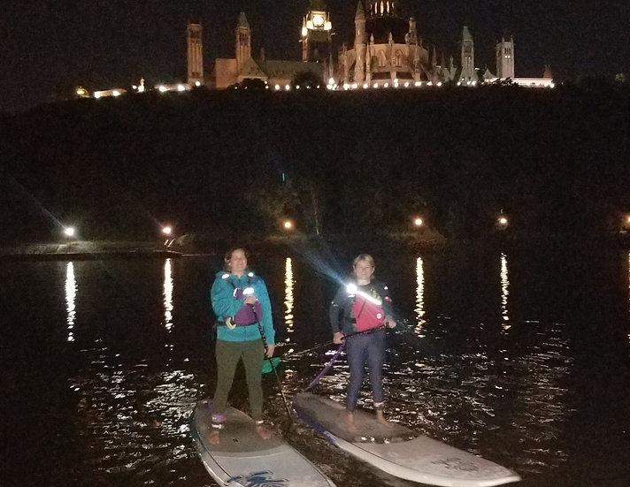 Parliament Paddle SUP Ottawa| Urban Ocea