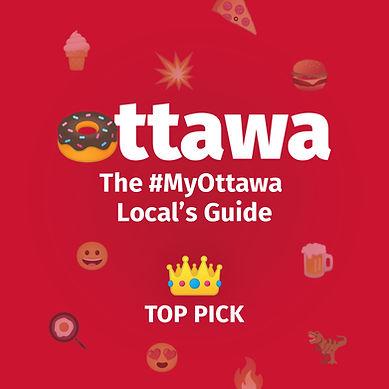 Ottawa Tourism  Local Favourite Urban Oc