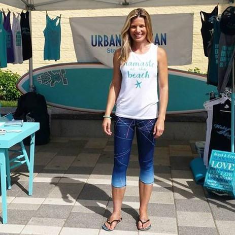 Yoga Festival Urban Ocean SUP