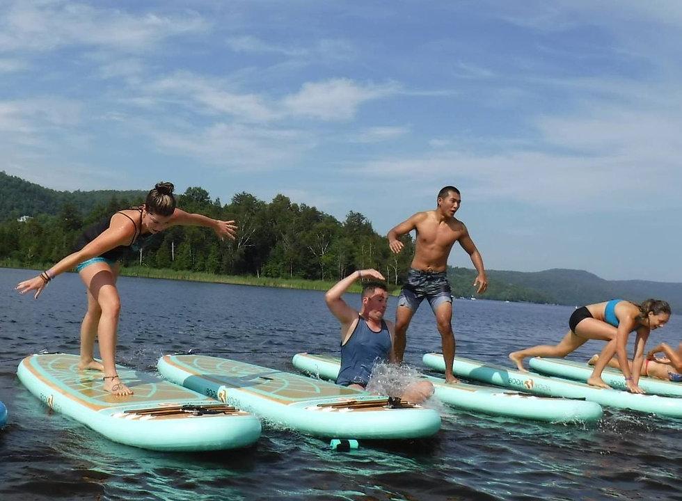 Urban Ocean SUP Fitt & Yin | Ottawa Yoga