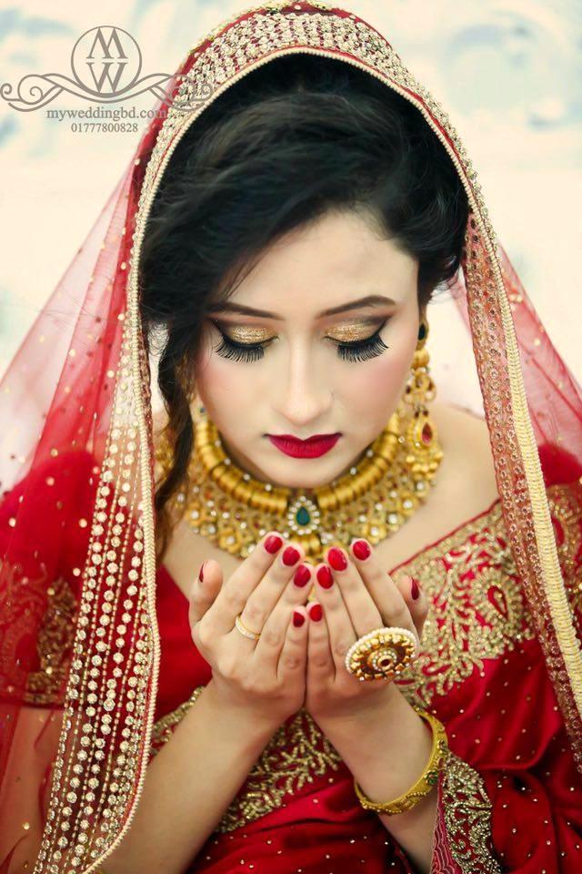 Amana Rahman Makeup Artist Dhaka Bangladesh