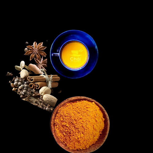 Spiced Golden Turmeric