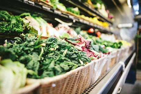 Marché de légumes