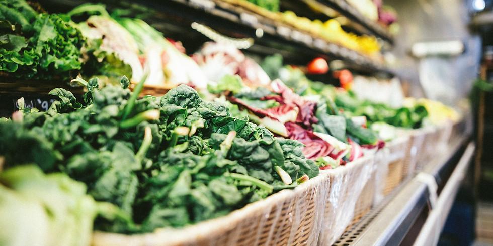 Pop Up: Salida Farmers Market