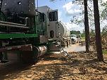 Nitrogen Pumper Truck