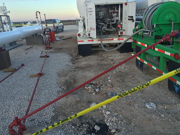 Oilfield Nitrogen Services Texas