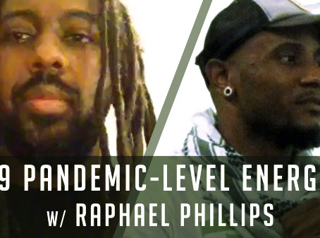 ADD Podcast 009 – Pandemic Level Energies w/ Raphael Phillips