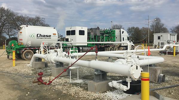 Pipeline Nitrogen Supplier