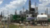 High Pressure Nitrogen Pumping